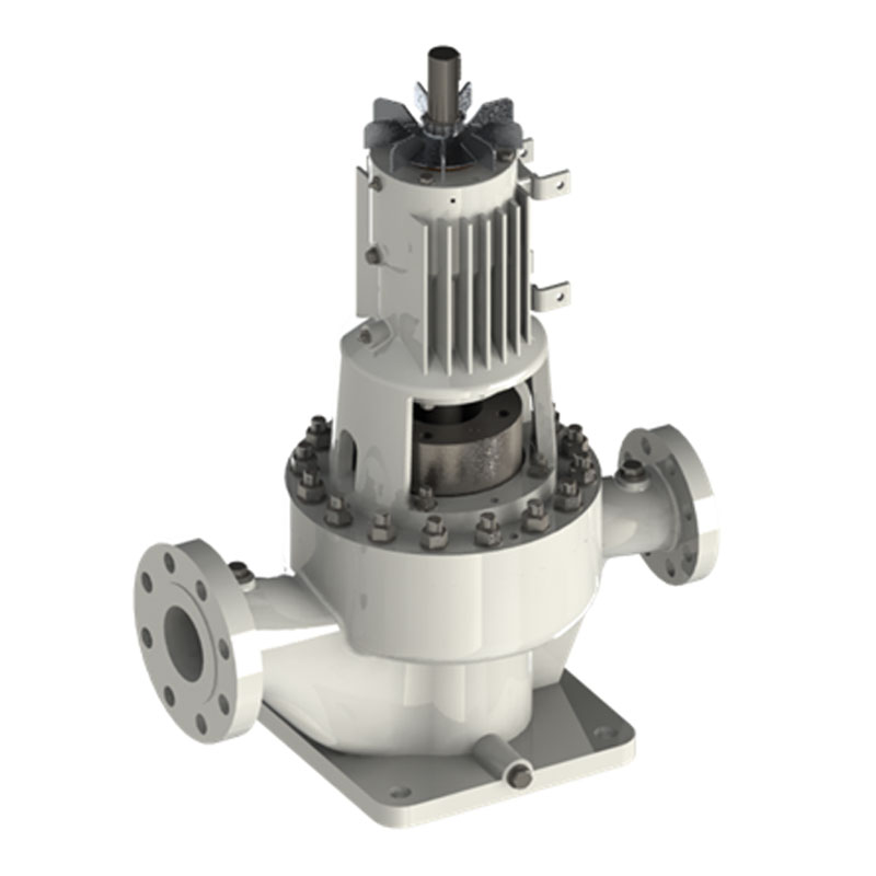 Heavy Duty, Single Stage, Vertical In-Line API 610 Process Pump